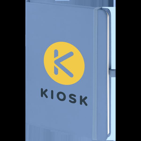 Notebooks - Mood Notebook (Spot Colour Print)