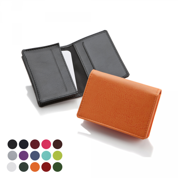 Business Card Dispenser in a choice of Belluno Colours