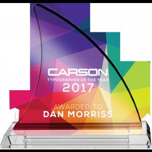Promotrendz product Award - Fin Shaped