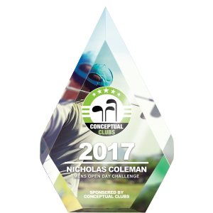 Promotrendz product Award - Pentagonal