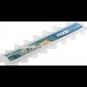 Promotrendz product Picto 30cm / 12 inch Ruler