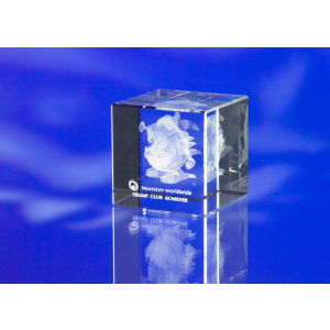Promotrendz product Bevelled Cube
