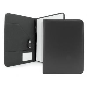 Promotrendz product Clapham PU A4 folder