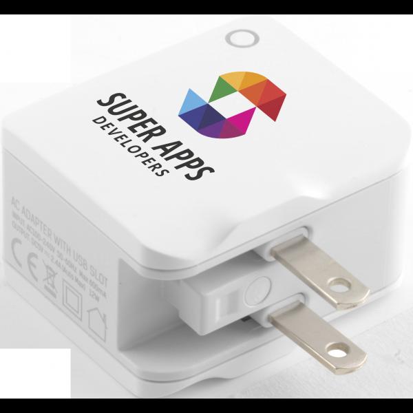 World USB Travel Adaptor