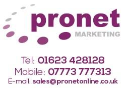 Pronet Online Logo